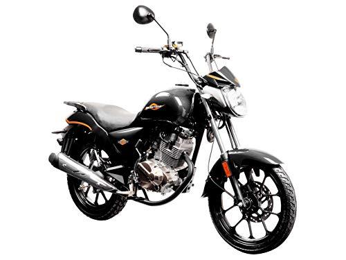 Moto Carabela Milestone 150 cc Modelo 2020 – Negro