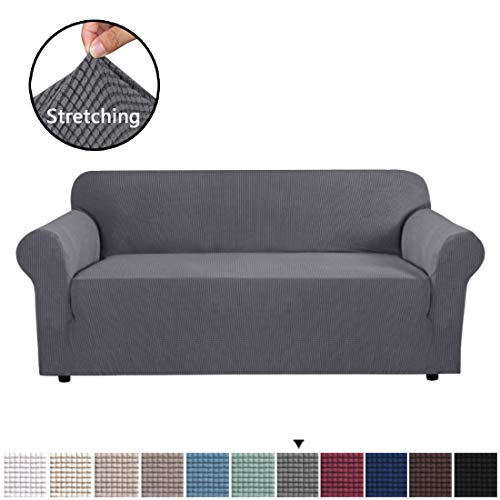 Sensational H Versailtex High Stretch Sofa Cover 1 Piece Couch Andrewgaddart Wooden Chair Designs For Living Room Andrewgaddartcom