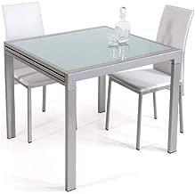 Amazon.it: tavolo allungabile vetro