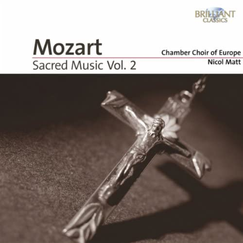 Chamber Choir of Europe & Nicol Matt