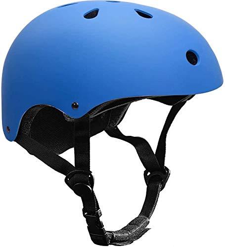 ZLEIOUY Kids Bike Helmet,Toddler Helmet Adjustable Kids Skateboard Helmet CPSC Certified Ages 3-8 Years Old Boys & Girls Sports Safety Extreme Activities Helmet