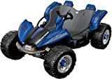 Fisher-Price Power Wheels Dune Racer Extreme Blue Ride-on