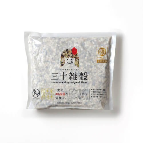 タマチャンショップ 国産30雑穀米 1kg (ホワイト)
