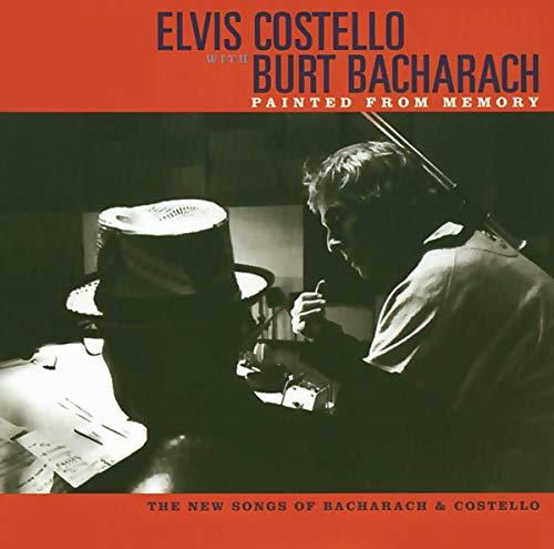 Costello,Elvis &Bacharach,Burt: Painted from Memory (Audio CD)