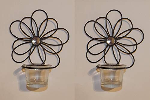 Dallaknaller Wandkerzenhalter Blume 8231