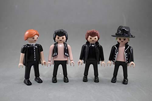 Clicks playmobils Depeche Mode
