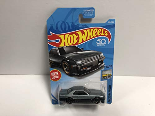 '82 Nissan Skyline R30 Hot Wheels 2018 Mattel 1/64 scale diecast no. 169