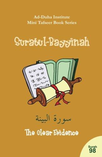 Mini Tafseer Book Series: Suratul-Bayyinah