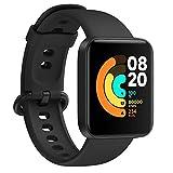 Xiaomi Mi Watch Lite, Reloj Inteligente Xiaomi de Fitness Smartwatch con Pantalla a Color de 1,4 Pulgadas, GPS, Monitorización del Ritmo Cardíaco y del Sueño, hasta 9 Días de Duración de la Batería