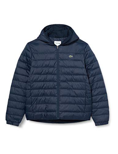 Lacoste Sport Bh1531 Abrigo de Vestir, Marine/Marine, 50 para Hombre