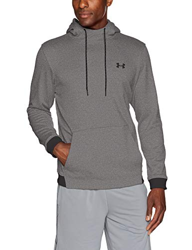 Under Armour Herren Kapuzenpullover Armour Fleece Po Hoodie, Grau, XX-Large