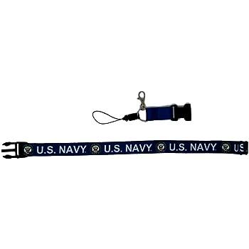 United States Navy Emblem 22-Inch Lanyard