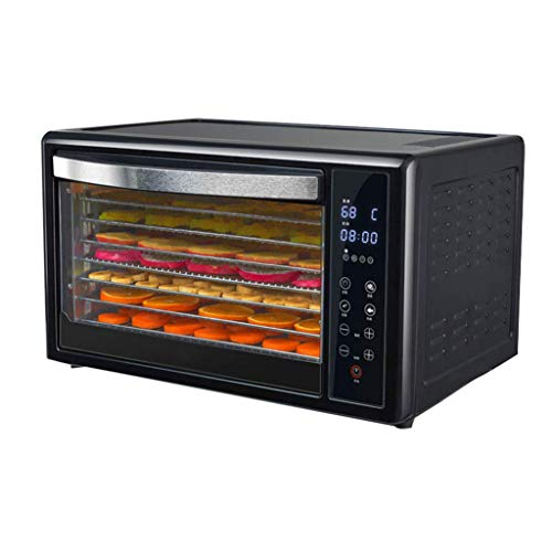 Why Choose JION Food dehydrator, 8-tray food dehydrator, temperature-controlled beef jerky, fruit, v...