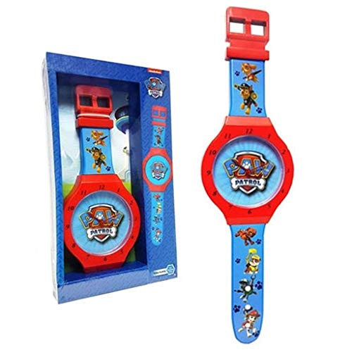 Paw Patrol Horloge Stijl Wandklok
