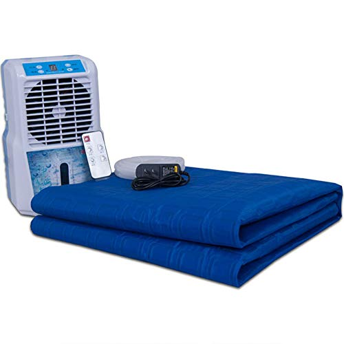 of temperature control mattress pads Lapden Cooling Mattress Pad - Individual Temperature Control, Great Sleep Enhancement, Wireless Remote Integration,27