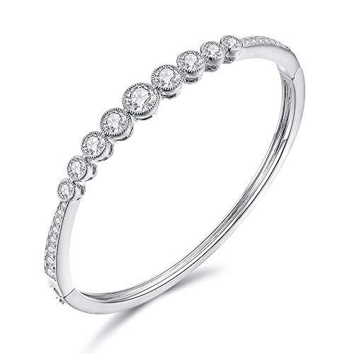 Italina Bangle voor Damesmode Sieraden Armband Trouwring voor Dames Meiden Verjaardag Verjaardagscadeau