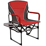 Best Camp Chairs - REDCAMP Heavy Duty Camping Chairs with Side Table Review