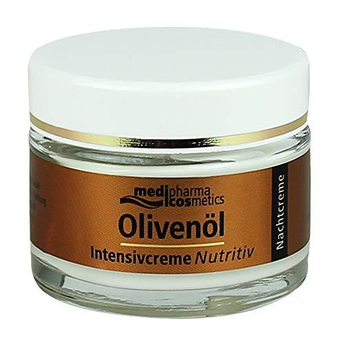Medipharma Cosmetics Olivenöl Intensivcreme Nutritiv Extra Reichhaltig Nachtcreme