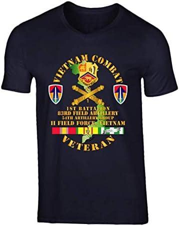 SMALL - Army - Vietnam Combat Veteran W 1st Bn 83rd Fa W Ii Fiel