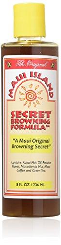 Maui Island Secret Browning Formula 8 Oz.