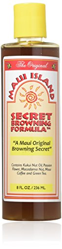 Maui Island Secret Browning Formula 8 Oz.