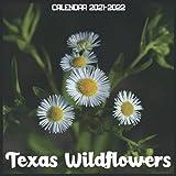 Texas Wildflowers Calendar 2021-2022: April 2021 Through December 2022 Square Photo Book Monthly Planner Texas Wildflowers small calendar.