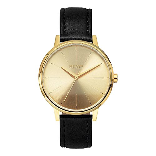 Nixon Damen-Armbanduhr Analog Leder A108501-00