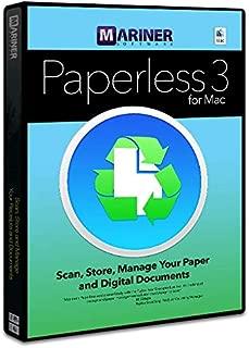 Mariner Software Paperless 3 for Mac
