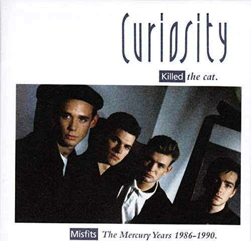 Curiosity Killed The Cat - Misfits: The Mercury Years 1986-199