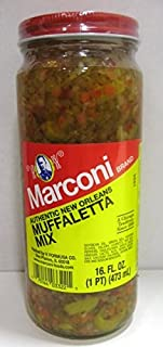 Marconi Authentic New Orleans Muffaletta Mix (2 Pack)