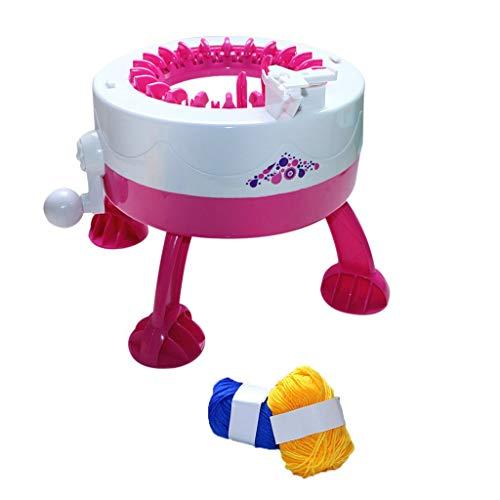 DONDOW 1pcs máquina de Coser, Multi Neddle de Punto Junta de Avance por Doble Aguja for Adultos y niños