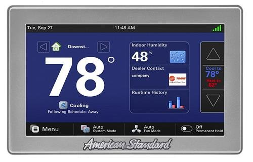 what is the best american standard wifi thermostat 2020
