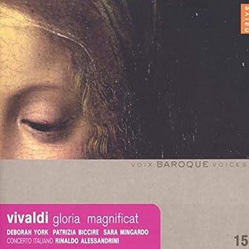 Vivaldi: Gloria, Magnificat, Concerti