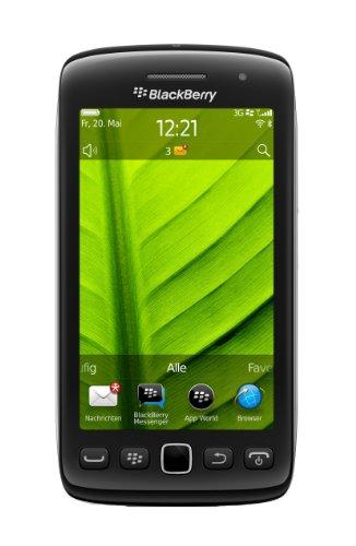 BlackBerry Torch 9860 Smartphone 4GB (9,4 cm (3,7 Zoll) Bildschirm, Touchscreen, 5 Megapixel Kamera)