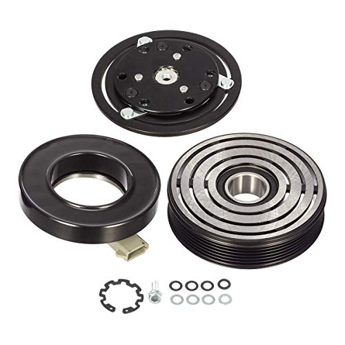 AUTEX AC Compressor Clutch Coil Assembly Kit 47867 Replacement for F-150 1989-2003 Bronco 1989-1996 Compatible with B3000 1994-2007 Cougar 1989-1997