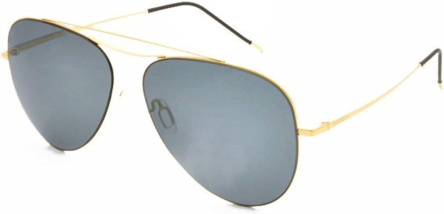 Classic UV Predection Sunglasses Polarized Sunglasses with Full Frame Sunglasses and Antiuv Glasses for Driving. The AntiGlare Light is Suitable for Driving Outdoors. (color   gold)