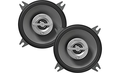 Infinity REF4002CFX Coaxial Car Audio Speaker (4' 2-Way Reference X Series)
