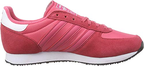 adidas Originals Damen ZX Racer Sneakers, Pink (Lush Pink S16-St/Light Pink/Ftwr White), 37 1/3 EU