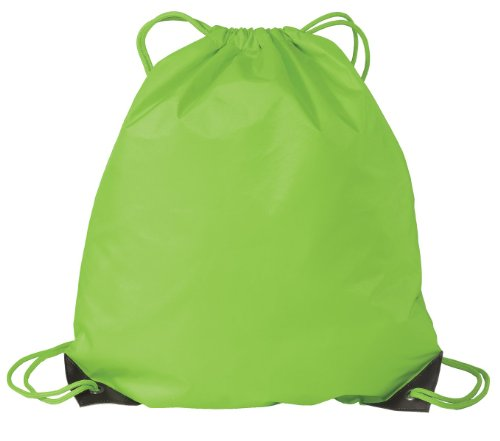 Port Authority® - Cinch Pack. BG85 Bright Lime OSFA