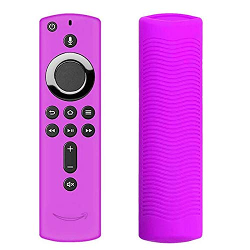 Ljourney Schutzhülle für Fire TV Stick mit Alexa-Sprachfernbedienung (5.9 inch), Stoßfest Silicone Hülle für Fire TV Stick Voice Remote