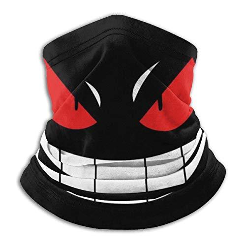 fenrris65 Unisex Face Mask Aoshie Gengar Multifunctional Balaclava Headwear Bandana Balaclava for Outdoor Sports