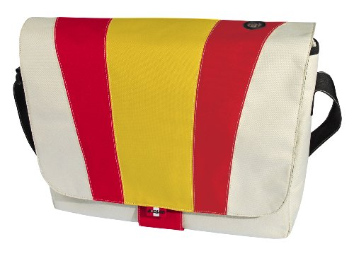 Pataco A/CCT-SPA Notebooktasche 43,2 cm (17 Zoll) Spanien Flagge