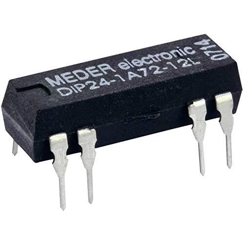 Preisvergleich Produktbild StandexMeder Electronics DIP05-1A72-12L Reed-Relais 1 Schließer 5 V / DC 0.5 A 10 W DIP-8