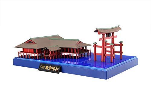 フジミ模型 建物モデルシリーズ No.19 厳島神社 プラモデル 建物19