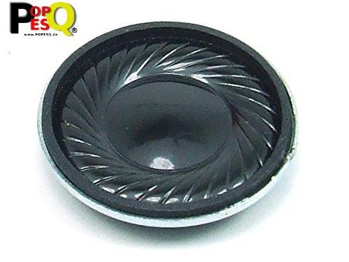 POPESQ® - Altavoz/Speaker Miniatura 30 mm 8 Ohm 2W
