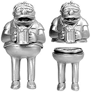 Barney Gumble Pewter Bottle Opener Statues From the Simpsons
