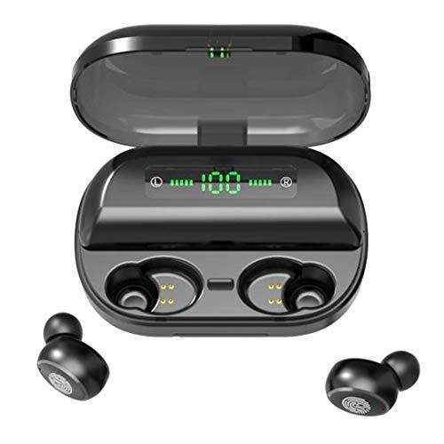 Auriculares inalámbricos Bluetooth 5.0 Mini auriculares V11 auriculares IPX7 impermeables - V11 4000mAh