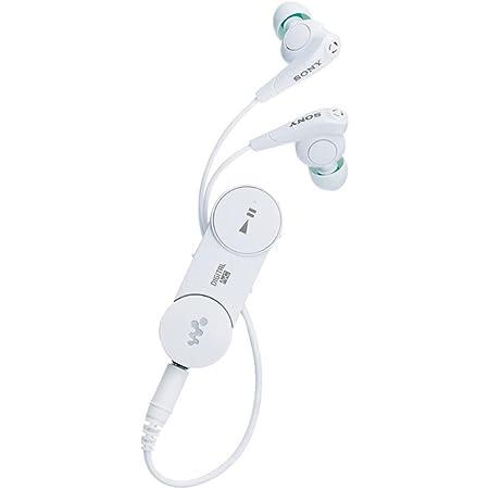 ソニー ワイヤレスノイズキャンセリングイヤホン MDR-NWBT20N : Bluetooth対応 ホワイト MDR-NWBT20N W