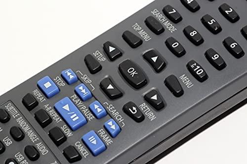 Panasonic N2QAYA000015 Fernbedienung für DVD-S68, DVD-S48 DVD-Player