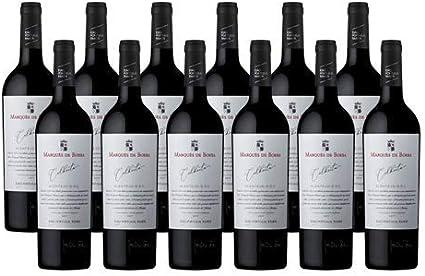 Marques de Borba - Vino Tinto- 12 Botellas